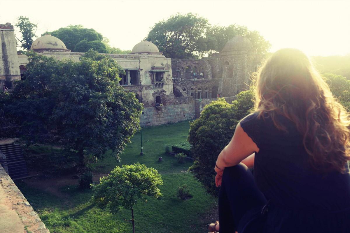 Incredible India – Krisensitzung in Delhi! Reisetagebuch #3