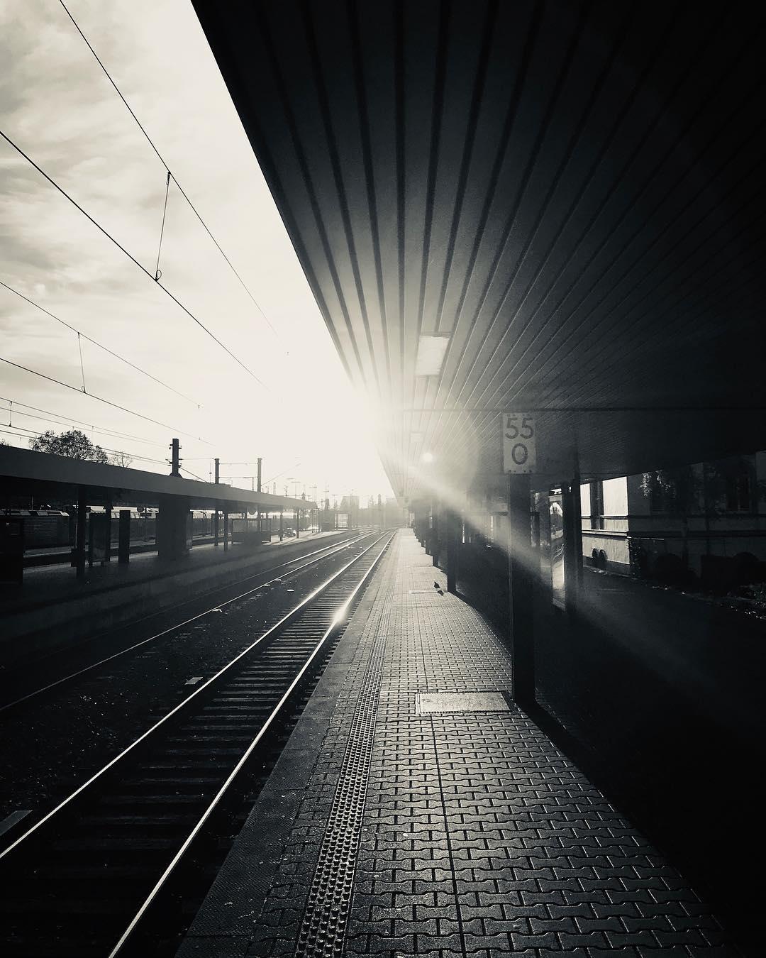 """Bahnhofsgeschichten – """"Also,..meinst du, dass wir uns mal wiedersehen?"""""""
