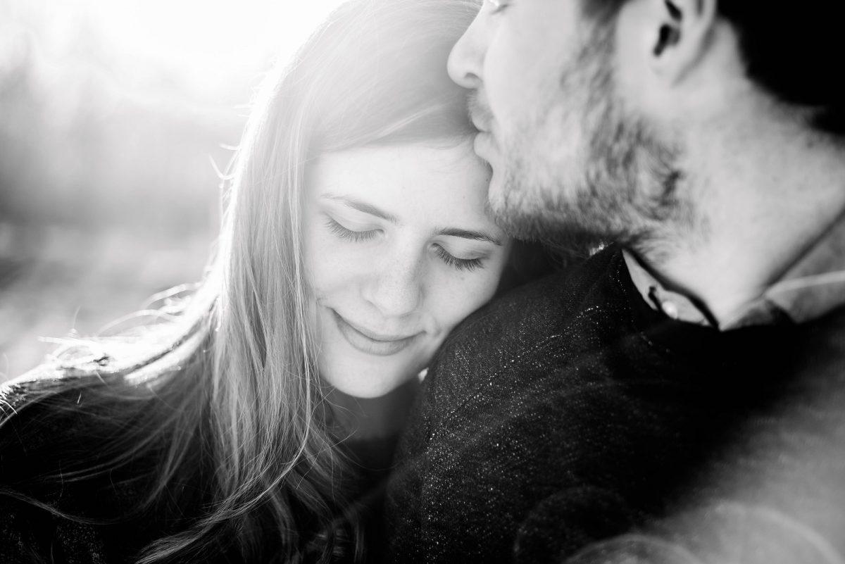Du bist meine Idee von Liebe